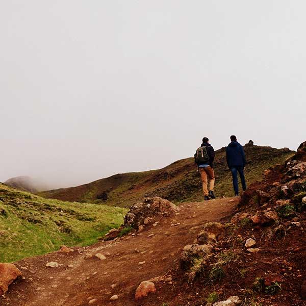 Wandelen IJsland